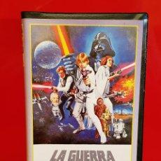 Cine: LA GUERRA DE LAS GALAXIAS. EPISODIO IV: UNA NUEVA ESPERANZA (1977) - RAREZA EDICIÓN USO NO COMERCIAL. Lote 115277635