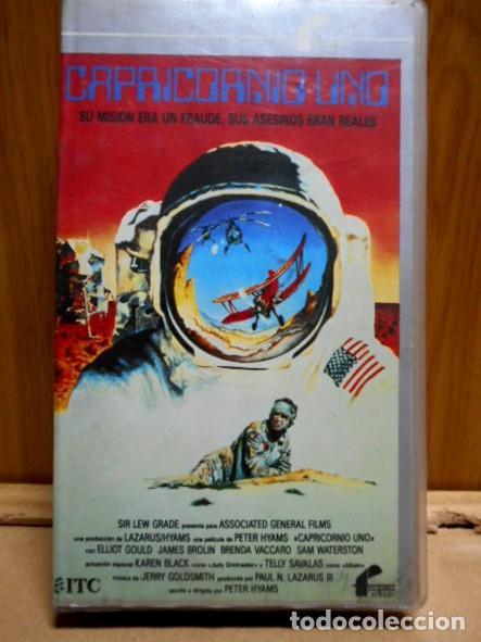CAPRICORNIO UNO (1977) (Cine - Películas - VHS)