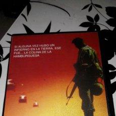 Cine: LA COLINA DE LA HAMBURGUESA - VERSION VHS. Lote 108276283