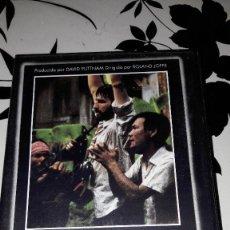 Cine: LOS GRITOS DEL SILENCIO (THE KILLING FIELDS) - VERSION VHS - 1984. Lote 108277159
