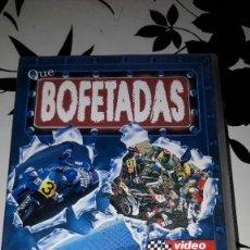 Cine: QUE BOFETADAS VOL. 7 - VERSION VHS. Lote 108279291
