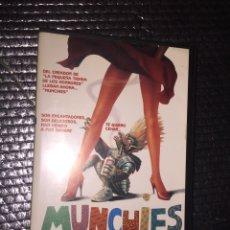 Cine: MUNCHIES. Lote 108321764