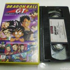 Cinema: VHS- DRAGON BALL GT SEGUNDA EPOCA VOLUMEN 14- EPISODIOS 40, 41 Y 42. Lote 108437967