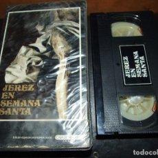 Cine: JEREZ EN SEMANA SANTA - CAJA DE AHORROS DE JEREZ - EQUIPO 3 1985. Lote 109598607