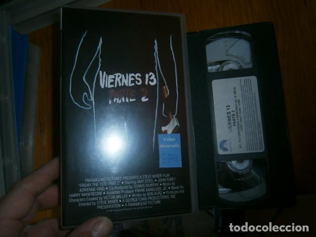 VIERNES 13 (Cine - Películas - VHS)
