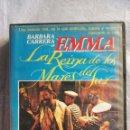 Cine: EMMA LA REINA DE LOS MARES DEL SUR VHS. Lote 110250904