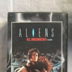 Cine: ALIENS EL REGRESO VHS FOX VIDEO. Lote 110265148