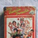 Cine: UNA FAMILIA TRONADA VHS LOS FLODDERS. Lote 110269838
