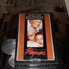 Cine: LAS AMISTADES PELIGROSAS - VERSION VHS - 1980. Lote 110371011
