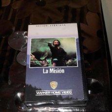 Cine: LA MISION - VERSION VHS - 1986. Lote 110375455