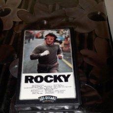 Cine: ROCKY - VERSION VHS - 1976. Lote 110392615