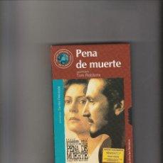 Cine: PELICULA VHS PENA DE MUERTE Nº 113 PERIODICO EL MUNDO. Lote 110431363