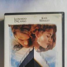 Cine: TITANIC VHS. Lote 110495918