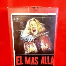 Cine: EL MÁS ALLÁ (1981) - E TU VIVRAI NEL TERRORE. LUCIO FULCI (J.FRADE). Lote 110499119