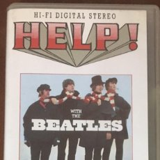 Cine: THE BEATLES. HELP! VHS-965. Lote 111094071