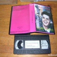 Cinema: VHS EL CRISTO DE LOS FAROLES ANTONIO MOLINA. Lote 111268215