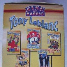 Cine: TONY LEBLANC. 5 VIDEOS VHS.. Lote 111319587