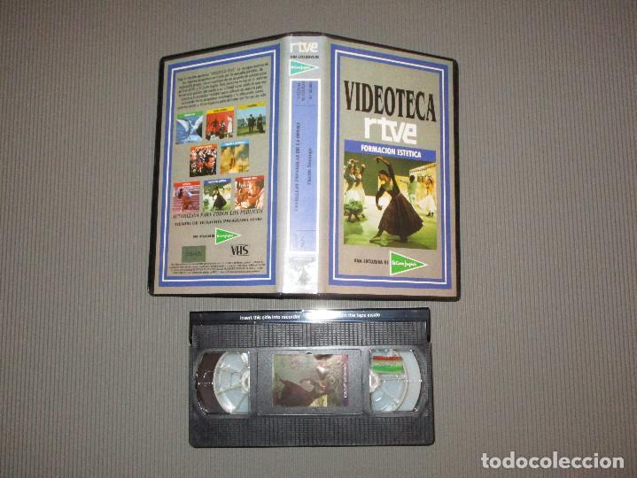 VIDEOTECA RTVE ( FORMACION ESTETICA ) - VHS - ESTRELLAS ESPAÑOLAS DE LA OPERA - PLACIDO DOMINGO (Cine - Películas - VHS)