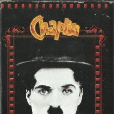 Cine: LOS MEJORES CORTOS DE CHARLES CHAPLIN 1916-1917. Lote 111584663