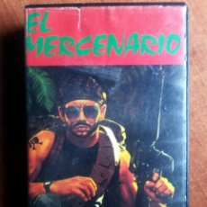 Cine: EL MERCENARIO - RAY DANTON / PASCALE PETIT / INMA DE SANTIS. Lote 112096463