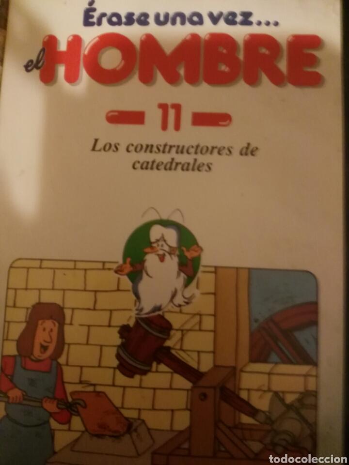 Cine: Érase una vez el hombre en VHS Editorial Planeta-Agostini COMPLETA 26 peliculas - Foto 5 - 112607019