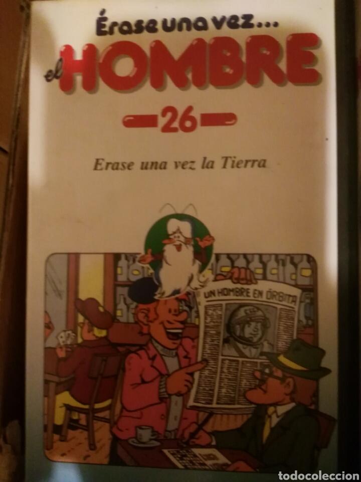 Cine: Érase una vez el hombre en VHS Editorial Planeta-Agostini COMPLETA 26 peliculas - Foto 6 - 112607019