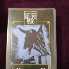 Cine: VHS OCTUBRE CINE MUDO. Lote 112787843