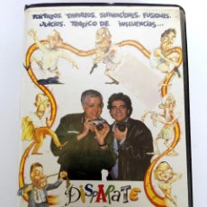 Cine: VHS - DISPARATE NACIONAL - ANTONIO OZORES, LORETO VALVERDE, ÁFRICA PRATT, MARIANO OZORES - COMEDIA. Lote 112937547
