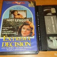 Cine: EXTREMA DECISION VHS . Lote 112940515