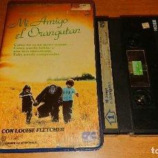 Cine: EL AMIGO DEL ORANGUTAN V2000 NO VHS. Lote 112940543