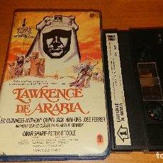Cine: LAWRENGE DE ARABIA V2000 NO VHS. Lote 112940575