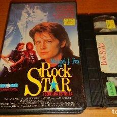 Cine: ROCK STAR VHS. Lote 112940803