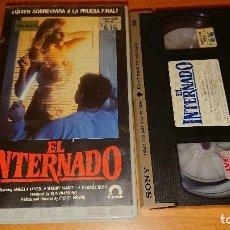 Cine: EL INTERNADO VHS . Lote 112940971