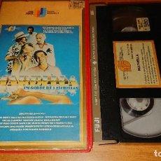 Cine: MARBELLA UN GOLPE 5 ESTRELLAS VHS. Lote 112941027