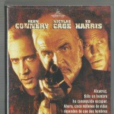 Cine: LA ROCA (1996) SEAN CONNERY, NICOLAS CAGE, ED HARRIS. Lote 112941355