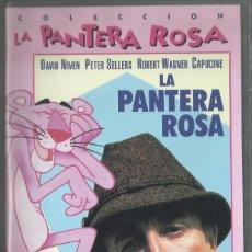 Cine: LA PANTERA ROSA (1963) PETER SELLERS, DAVID NIVEN, CAPUCINE, ROBERT WAGNER, CLAUDIA CARDINALE. Lote 112941643