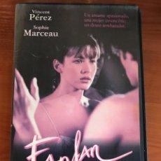 Cine: FANFAN - VHS. Lote 112956419