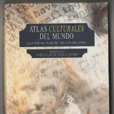 Cine: ATLAS CULTURALES DEL MUNDO Nº 1 - VHS CINTA VIDEO - FOLIO ED. PRADO . Lote 112983455
