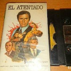 Cine: EL ATENTADO V2000 NO VHS . Lote 113036987