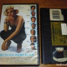 Cine: SECRETOS INDISCRETOS - PEDIDO MINIMO 6 EUROS. Lote 113123271