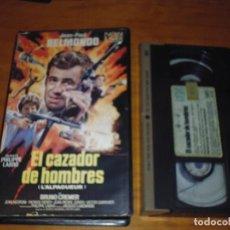 Cine: EL CAZADOR DE HOMBRES - PEDIDO MINIMO 6 EUROS . Lote 113123455