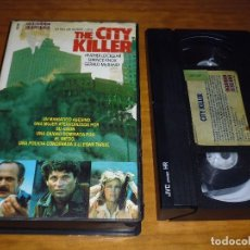 Cine: THE CITY KILLER - PEDIDO MINIMO 6 EUROS. Lote 113123467