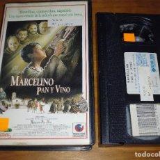 Cine: MARCELINO PAN Y VINO - PEDIDO MINIMO 6 EUROS. Lote 113123491