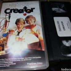 Cinema: CREATOR- VHS- MARIEL HEMINGWAY-. Lote 113298734