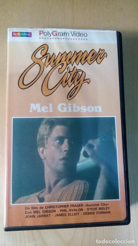 SUMMER CITY VHS (Cine - Películas - VHS)