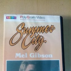 Cine: SUMMER CITY VHS. Lote 113483883