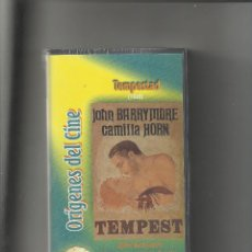 Cine: TEMPESTAD 1927 CINE MUDO CON JOHN BARRYMORE, REVOLUCION RUSA. Lote 114003063