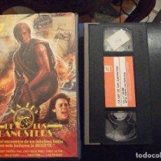 Cine: LA LEY DE LOS GANGSTERS - VICTOR SEARS - GREGORY CHARLES , PAUL JOHN - CB VIDEO 1988. Lote 180178235