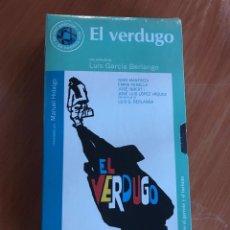 Cine: EL VERDUGO - VHS BERLANGA. Lote 114348459