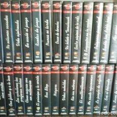 Cine: MARILYN MONROE 27 PELICULAS EN VHS COLECCION COMPLETA DE PLANETA DE AGOSTINI. EN BUEN ESTADO.. Lote 114488091